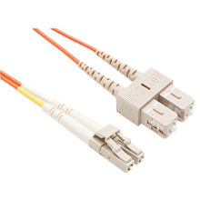 Ce Certificate Sc to LC Multi-Mode Optical Fiber Jumper